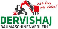 Baumaschinen Dervishaj Logo